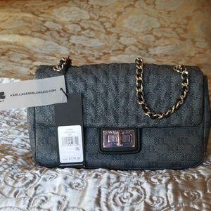 Karl Lagerfeld  beautiful  new bag